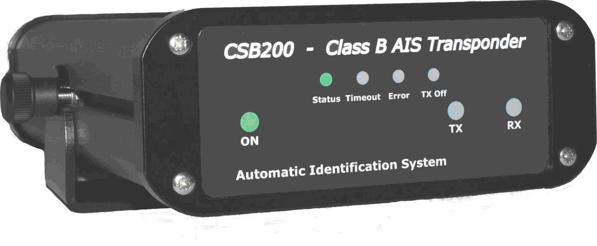 CSB200 AIS class B Transponder